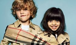 Pakistani cute-ness wins in Burberry's latest ad campaign