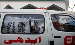 Thirteen killed in Khairpur accident