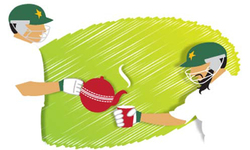 The funny side of…cricket