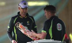Clarke backs Warner to behave, Johnson leads battle cry