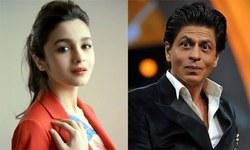 عالیہ بھٹ نے کیا شاہ رخ خان کو لاجواب