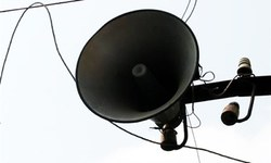 Footprints: Silencing the loudspeakers