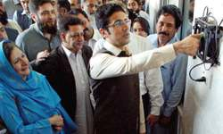 Hospitals get biometric system to check staff attendance
