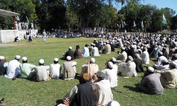 Elders express inability to maintain peace in North Waziristan