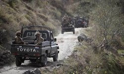 خیبر ایجنسی میں زمینی کارروائی، 15 دہشت گرد ہلاک