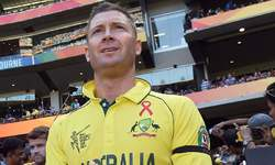 Clarke dedicates World Cup to Phil Hughes