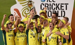 Australia crowned world champions