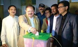PTI's Sultan Mahmood defeats N-backed PPP candidate