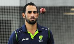 Pakistan-born Fawad Ahmed named in Australian test squad