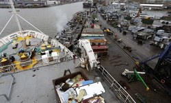 EU bans owners from scrapping ships