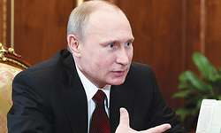 Putin forms new agency to 'unite Russian nation'