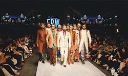 Fahad Hussayn sweeps the floor