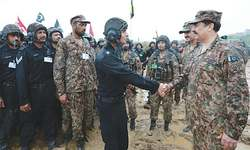 Country will be rid of terrorism: army chief