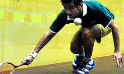 Aamir laments PSF frostiness for missing Asian Individual Squash