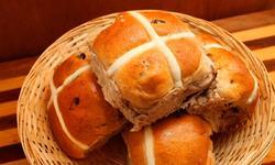 Food Stories: Hot cross buns
