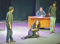 Napa International Theatre Fest: Lol Waaley's Pakistani 50 shades of grey