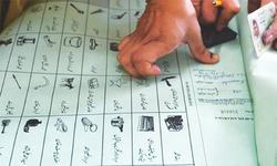 NA-246 by-election: Making a point