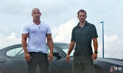 Review: Furious 7 goes from zero to outrageous in 30 seconds
