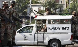 Election commissioner seeks Rangers' deployment for  NA-246 by-polls