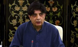 Nisar calls for choking drug trade to cut terrorists' funding