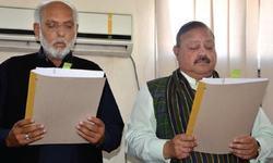 Sultan Mehmood sworn in as PTI MLA