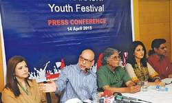 Arts Council's youth festival begins on May 23