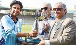 Joy for KPT as Patron's Trophy final ends in stalemate
