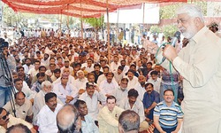 Power utilities workers stop work, hold rallies across Sindh against privatisation