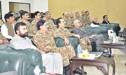 COAS vows to crush insurgency in Balochistan