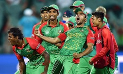 The roar: Bangladesh have Pakistan well within their sights