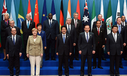 G20 finance officials confronting global weakness