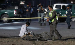 افغانستان: خودکش دھماکے میں 33 افراد ہلاک