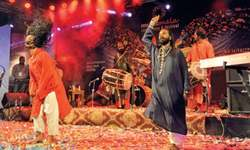 Pappu Saeen rocks the capital on the second day of music festival