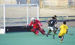 SSGC stun PIA as quarter-final line-up decided in junior hockey