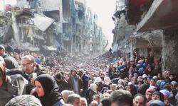 View from abroad : The message from Yarmouk