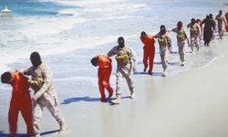 IS claim killing of 30 Ethiopian Christians in Libya