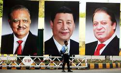Chinese president due today on historic visit