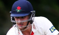 Lancashire batsman smashes 350 off 138 balls in one-day match