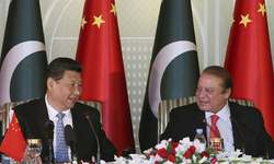 Security fears for China-Pakistan corridor as Xi ends visit