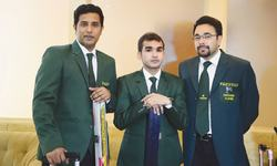 Buoyant Pakistan trio aims for Asian Snooker title in KL