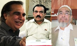 Stage set for Karachiites to decide future political course