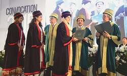Grant for liver transplants announced at ZU convocation
