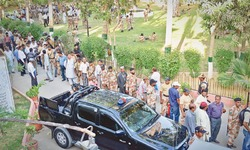 NA-246 by-election arrangements finalised