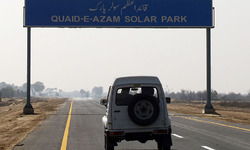 Bahawalpur to have $1.5bn world's largest solar power plant