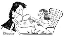 Cartoon: 23 April, 2015