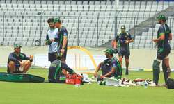 Bangladesh look to maintain winning momentum
