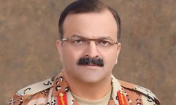 Rangers chief explains Karachi operation is 'not against a particular party'