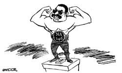Cartoon: 25 April, 2015