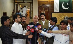 Govt ready to hold talks with angry Baloch leaders: CM