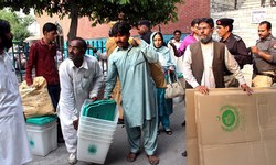 Party leaders stay away from Cantonment poll campaign